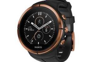 Обзор умных часов Suunto Spartan Trainer Wrist HR