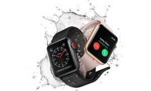 Являются ли умные часы Apple Watch Series 4 водонепроницаемыми?