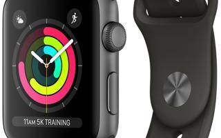 Кому и зачем нужны умные часы Apple Watch?