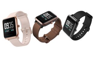 Amazfit Health Watch: умные часы с датчиком ЭКГ