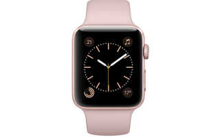 Обзор умных часов Apple Watch 2