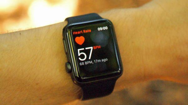 Аpple watch series 4 пульс
