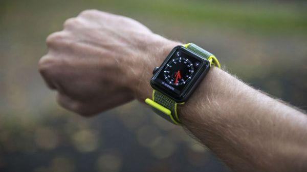Apple Watch 4 экран