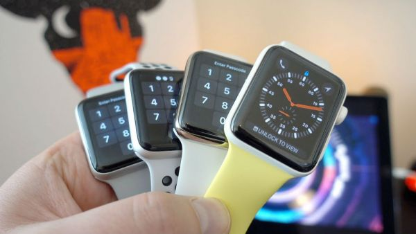 pple watch series 4 дизайн