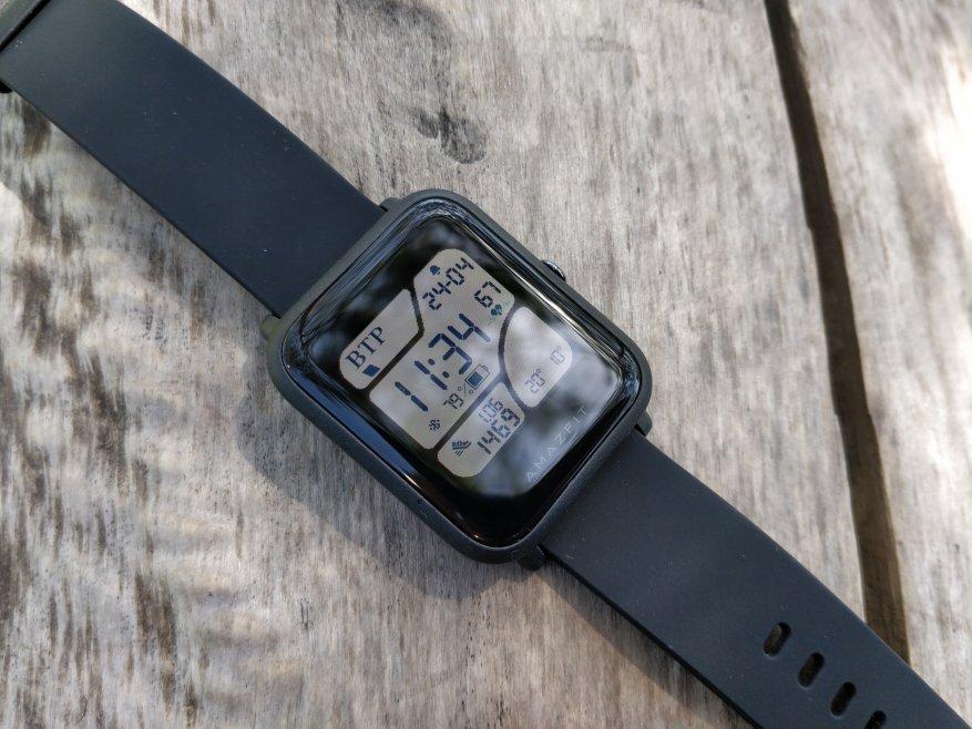 Обзор умных часов Amazfit Bip Lite