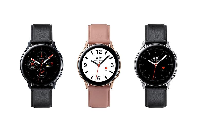 Функционал Galaxy watch active 2