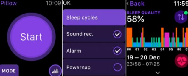 Pillow- лучшее приложение для отслеживания сна
