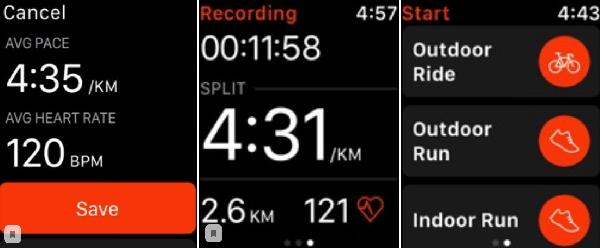 strava - отличный трекер для бега